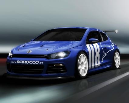 VW Scirocco Wallpaper Volkswagen Cars