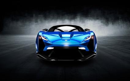 W Motors Lykan Supersport 2015