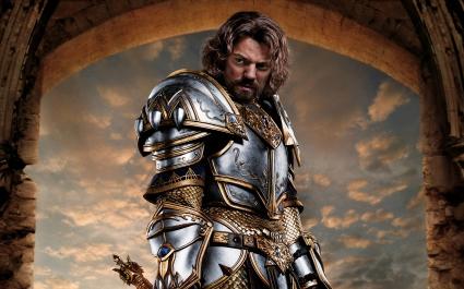 Warcraft King Llane Wrynn