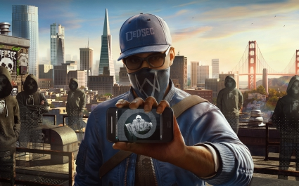 Watch Dogs 2 Marcus 5K