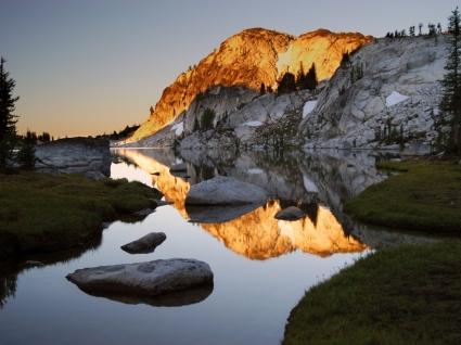 Water Reflection Wallpaper Landscape Nature