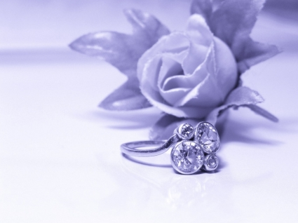 Wedding Ring Wallpaper Miscellaneous Other