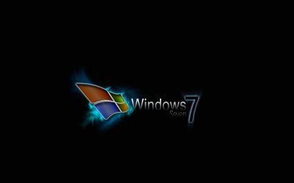 Windows Seven 7 Wide HD