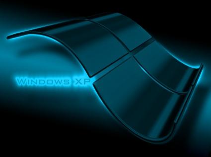Windows XP Blue Illusion