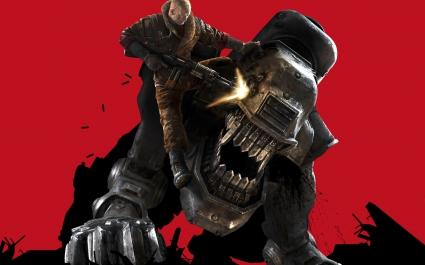 Wolfenstein The New Order 2014 Game