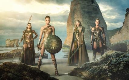 Wonder Woman 2017 Movie