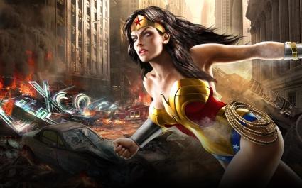 Wonder Woman DC Universe Online