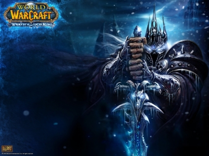 WoW Wrath of the Lich King Wallpaper World of Warcraft Games