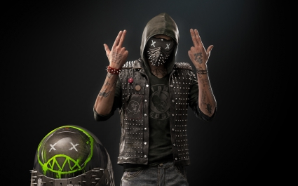 Wrench Junior Robot Watch Dogs 2