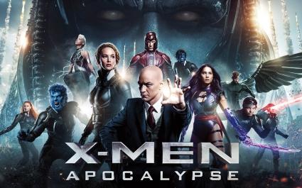 X Men Apocalypse Banner Poster