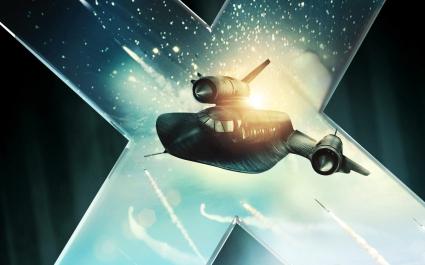 X Men First Class Fighter Jet