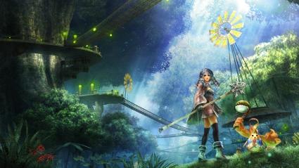 Xenoblade Chronicles Game