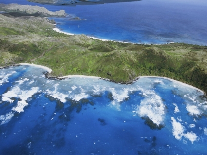 Yasawa Islands Wallpaper Fiji Islands World