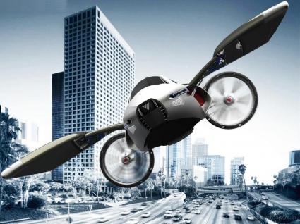 YEE Concept Flying Car