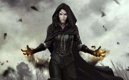Yennefer The Witcher 3 Wild Hunt