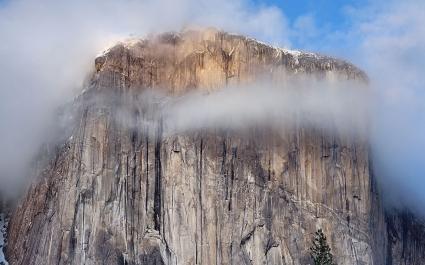 Yosemite Cliff