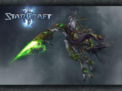 Zeratul Wallpaper Starcraft 2 Games