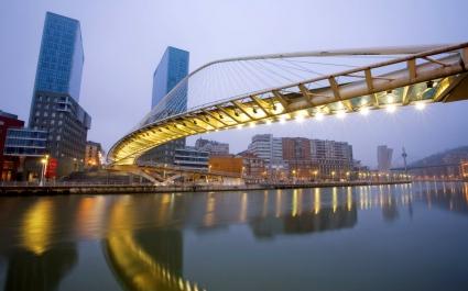 Zubizuri Bridge Spain