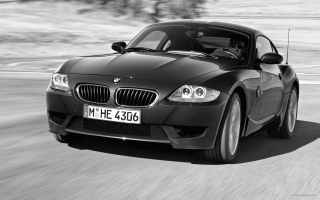 2006 BMW Z4 M Coupe 4