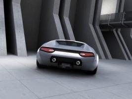 2007 Panthera Concept Rear Wallpaper Concept Cars