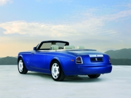 2007 Rolls Royce Phantom Drophead Coupe Wallpaper Rolls Royce Cars