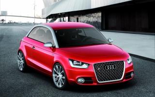 2008 Audi A1 Project Quattro