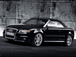2008 Audi RS4 Cabriolet Wallpaper Audi Cars
