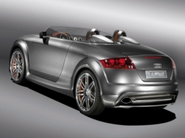 2008 Audi TT Clubsport Quattro Study Wallpaper Audi Cars
