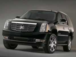 2008 Cadillac Escalade Black Wallpaper Cadillac Cars