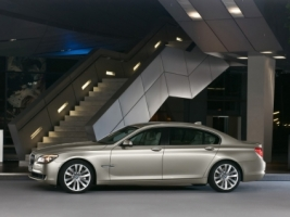 2009 BMW 7 Series Wallpaper BMW Cars