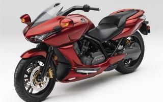 2009 Honda DN 01 Red