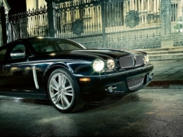 2009 Jaguar XJ Wallpaper Jaguar Cars