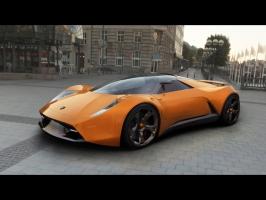 2009 Lamborghini Insecta Concept Design