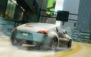 2009 Nissan 370z Undercover