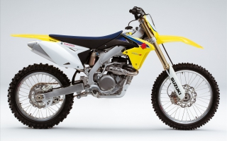 2009 Suzuki RM Z450 Motocross