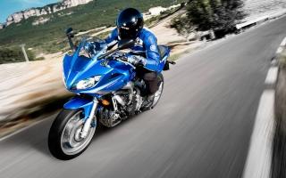 2009 Yamaha FZ6 Fazer S2