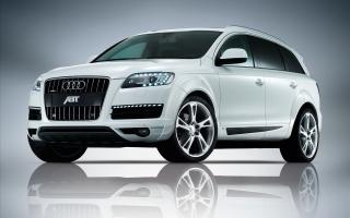 2010 ABT Audi Q7 3 TDI 3
