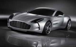 2010 Aston Martin One 77 4