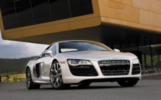2010 Audi R8 V10 2