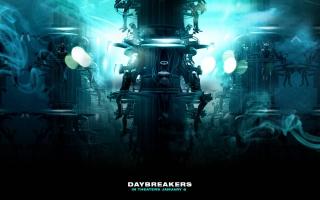 2010 Daybreakers Movie