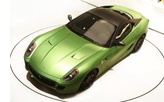2010 Ferrari 599 GTB HY KERS Concept