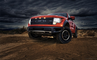 2010 Ford F150 SVT Raptor 3