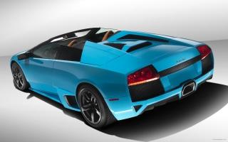 2010 Lamborghini Murcielago Widescreen