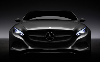 2010 Mercedes Benz F800 Style Concept 2