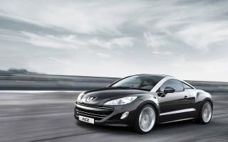 2010 Peugeot RCZ 2