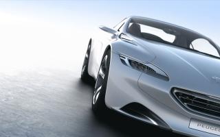 2010 Peugeot SR1 Concept Car 4