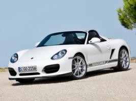 2010 Porsche Boxster Spyder Wallpaper Porsche Cars