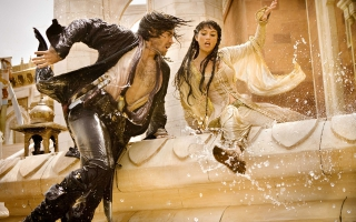 2010 Prince of Persia The Sands of Time Movie