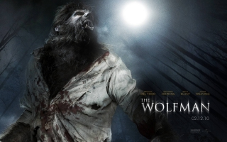 2010 The Wolf Man