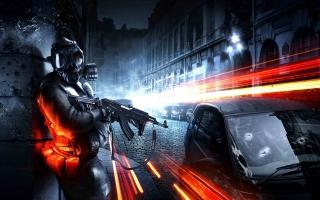 2011 Battlefield 3 Game